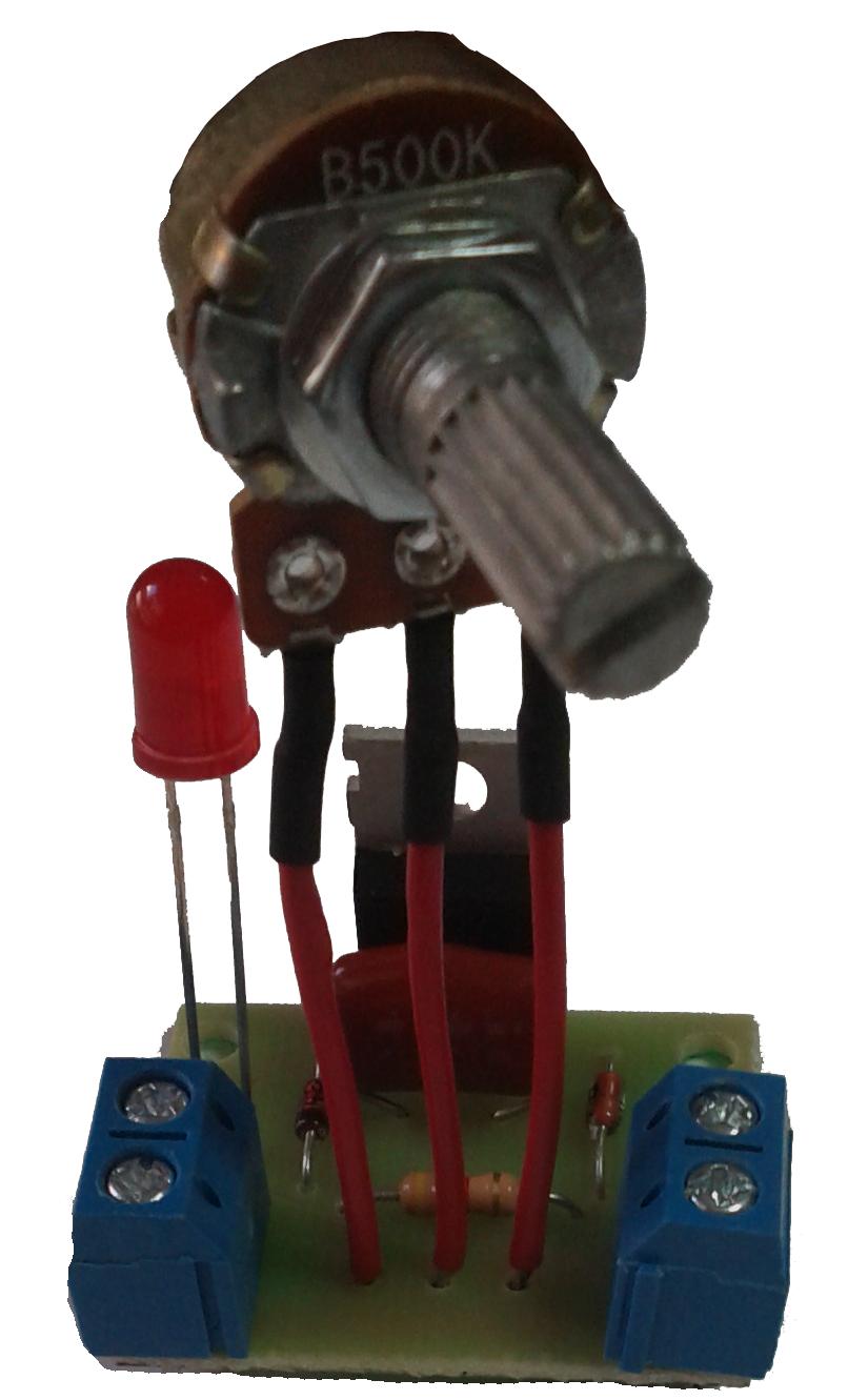 радио схема радиоблока управления пуском 2 канала