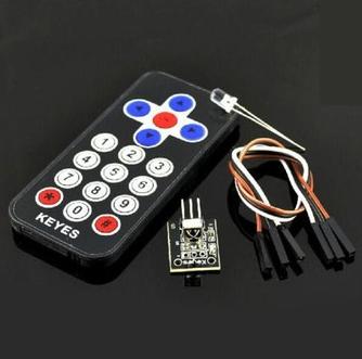 Xinda Keyes IR Remote Arduino Tutorial Henrys Bench