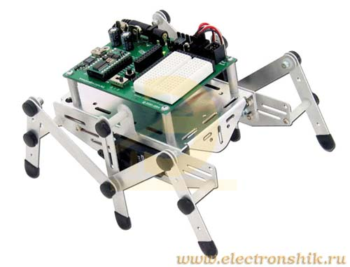 Crewler Kit for Boe-Bot Robot