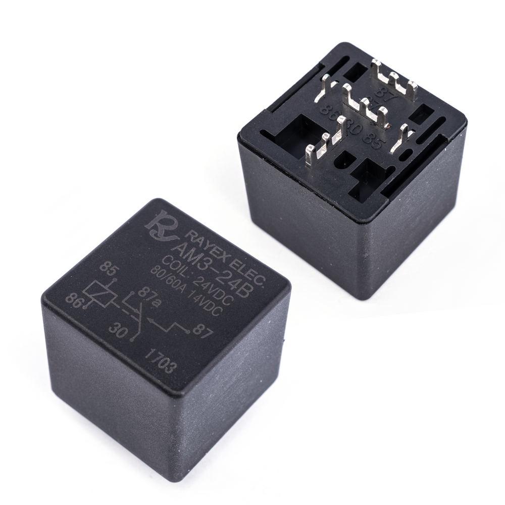 Relay 1 pcs electromagnetic; SPST-NO; Ucoil:5VDC; 15A//110VAC; 200mW