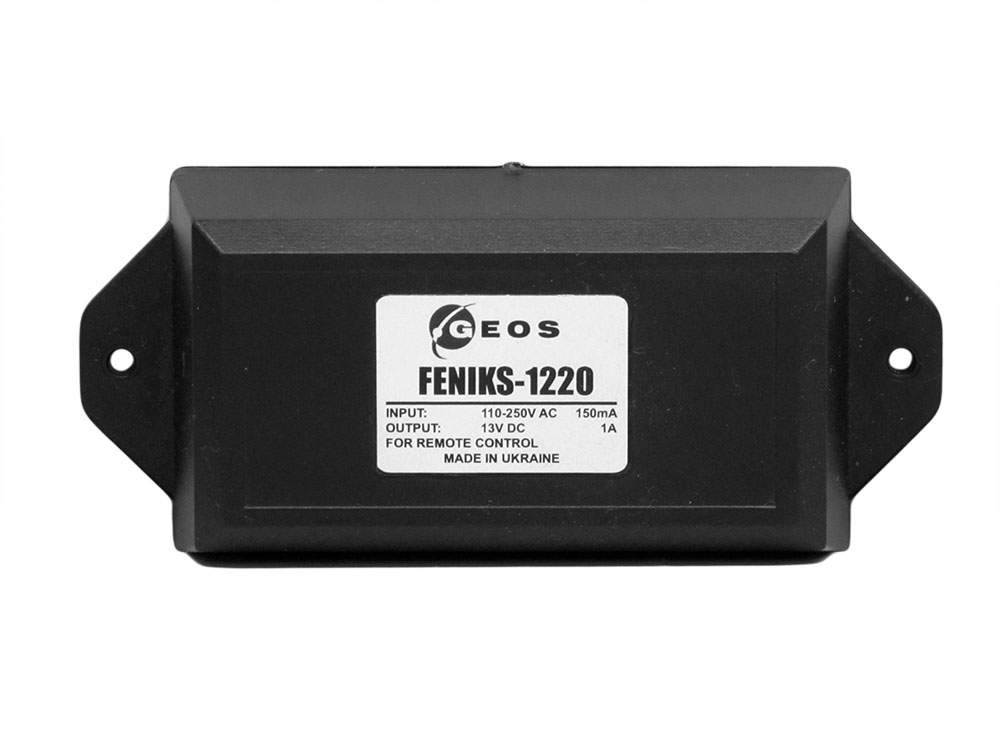 FENIKS-1220-12 for remote control