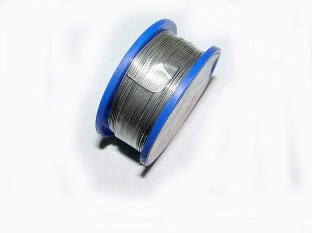 LC60-0.56/0.1 Проволочный припой Sn-60% Pb-40% 0,56мм 0,1кг