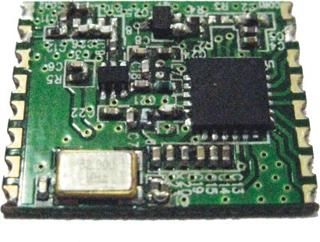 RFM69W-868S2 (HopeRF) TRX Module