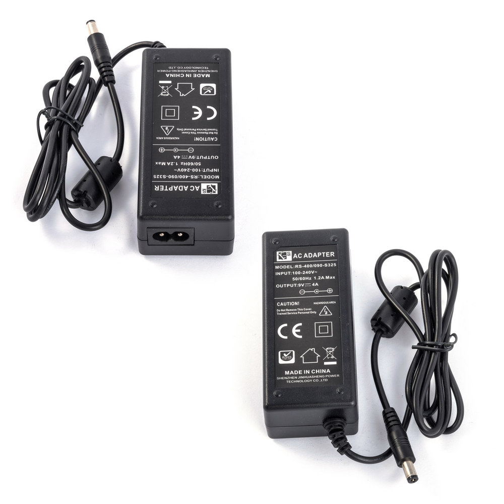 Ac Dc 52w Smps Adapter Rs 400 090 S325 9v 4a
