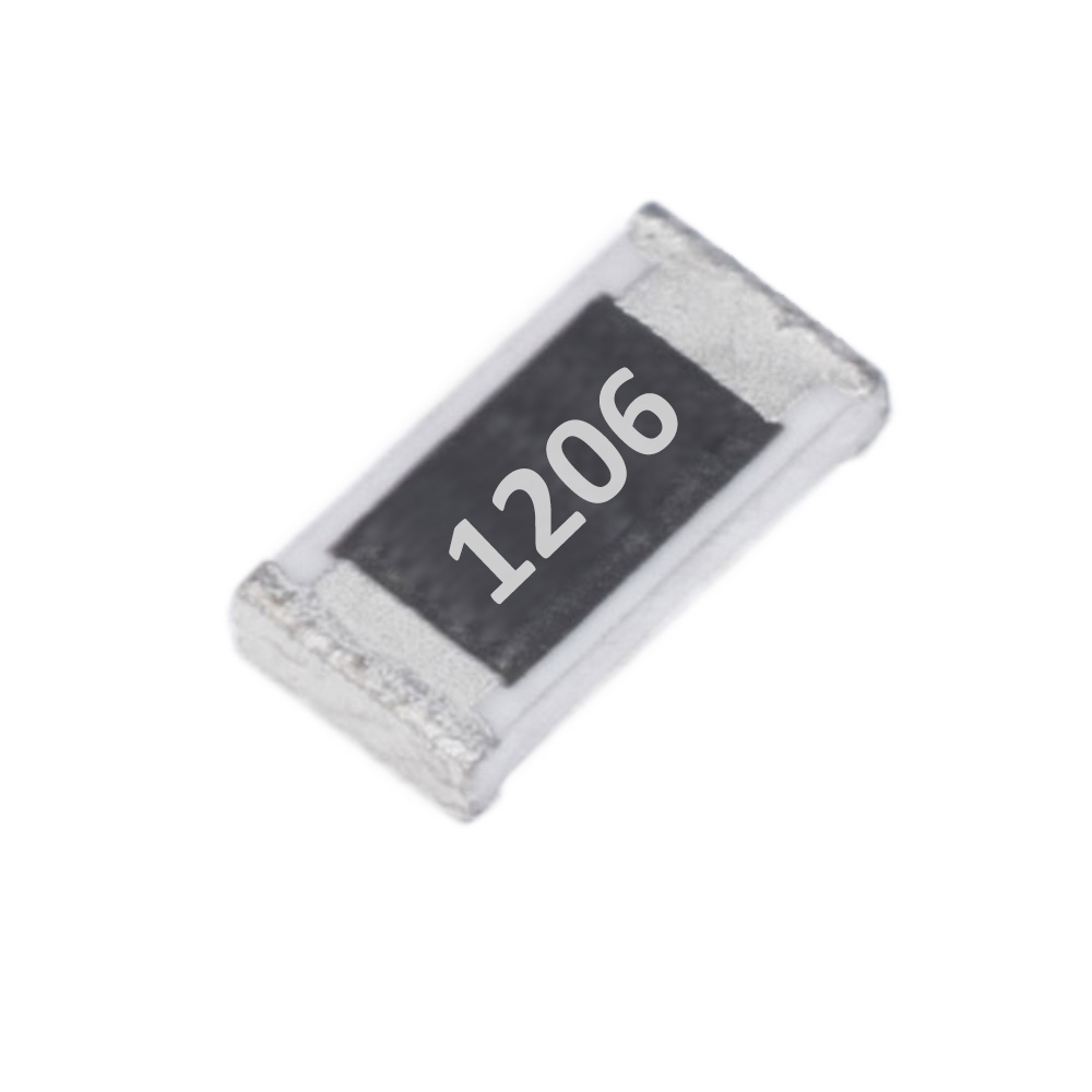 1 MOhm 5% 0,25W 200V 1206 (RC1206JR-1MR-Hitano) (резистор SMD)