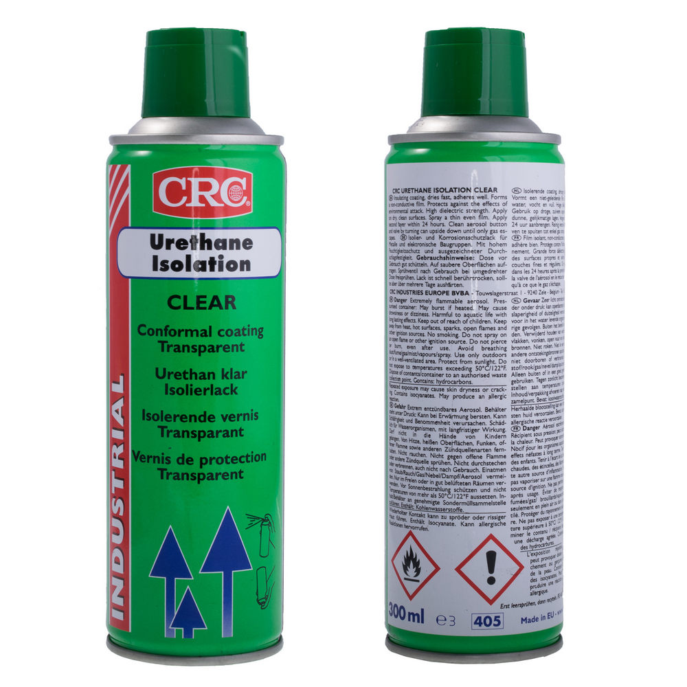 CRC-UC/300 Urethane Isolation