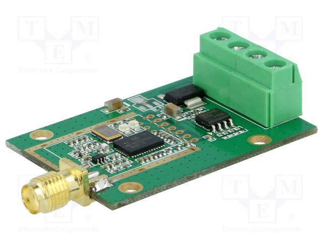 HM-TRP-RS485-433 (HopeRF) TRX module, RS485