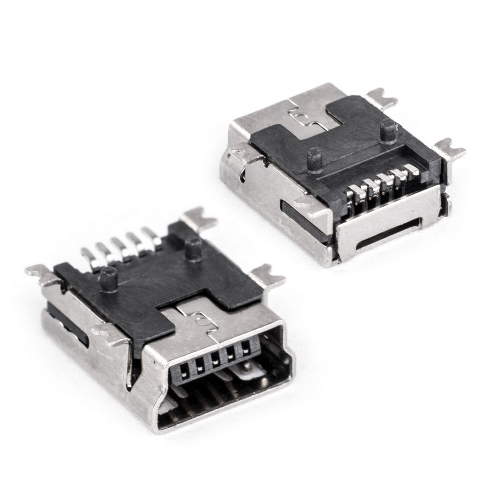 Mini USB/M-1J SMD (KLS1-229-5FB-B)