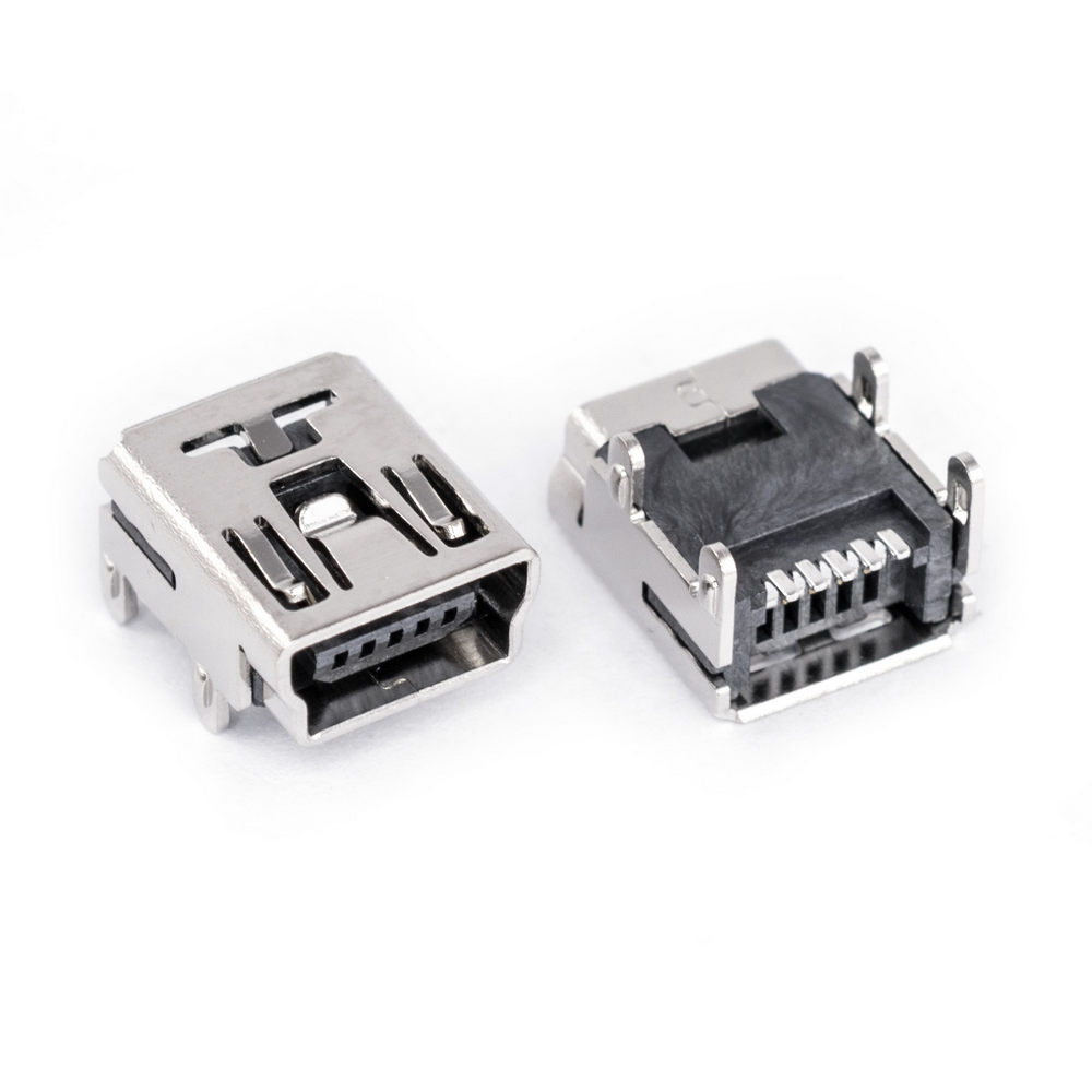 Mini USB/M-1J (KLS1-229-5FD)