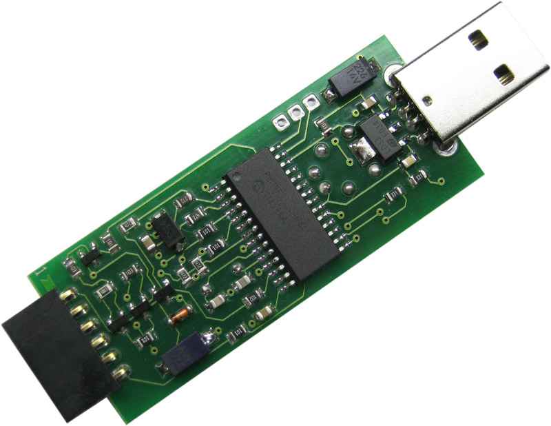 Lite - USB программатор
