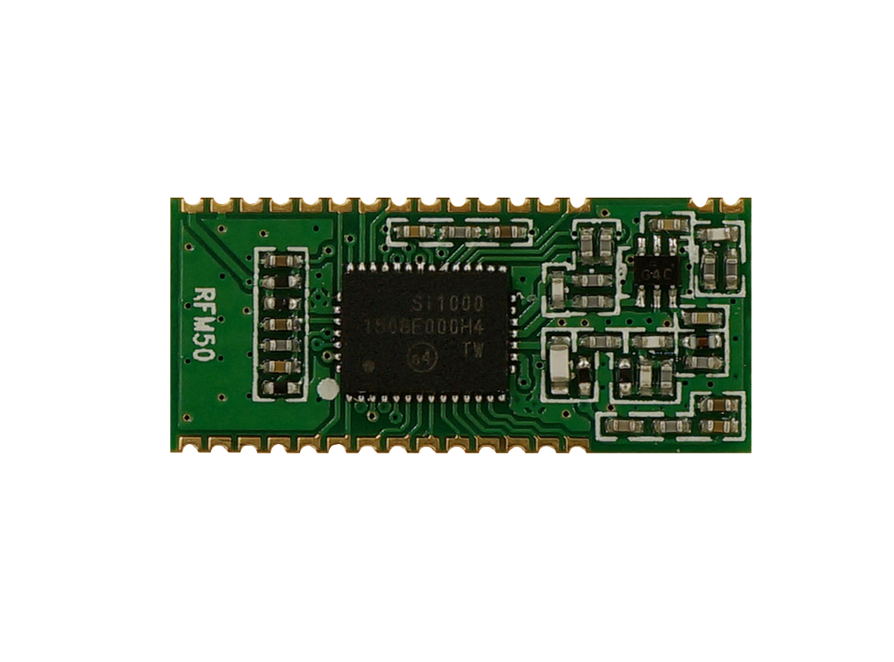 RFM50W-433-S2 (HopeRF) TRX module SoC