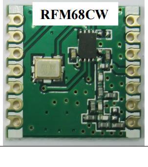 RFM68CW-433-S2