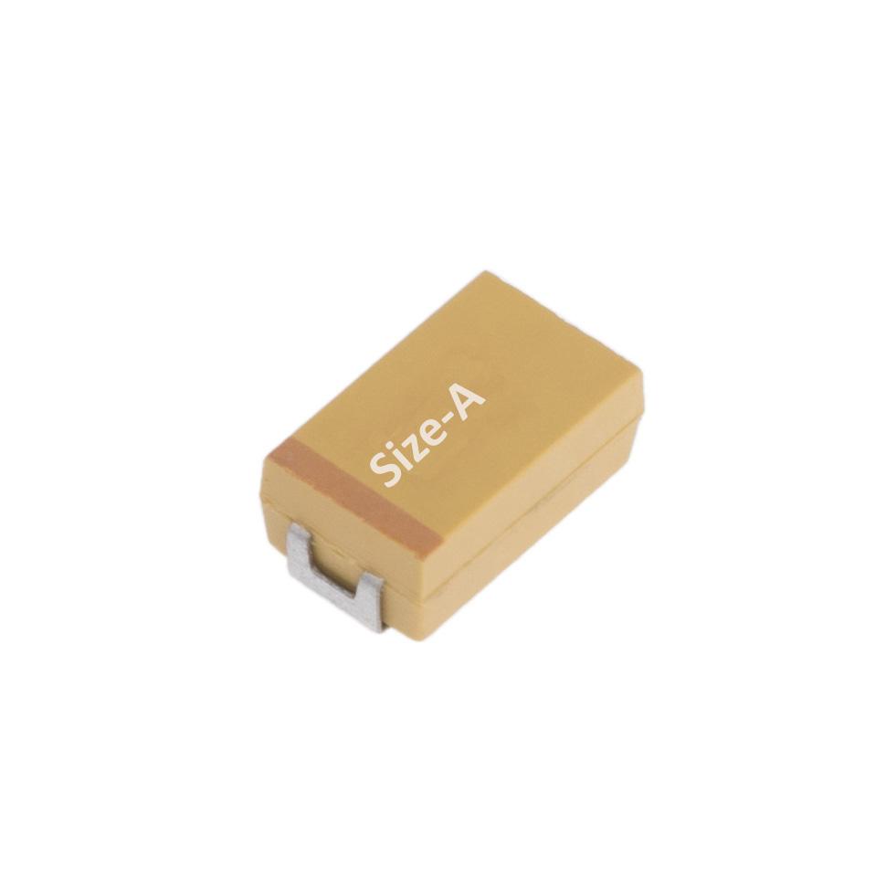 10uF 10V size-A 10% (TECAP 10/10V A 10) Samsung (конденсатор танталовый SMD) от 3.6 грн - РАДИОМАГ РКС КОМПОНЕНТЫ