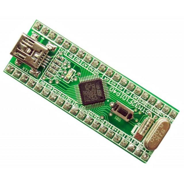 STM32F103-DIP40-USB Отладочный