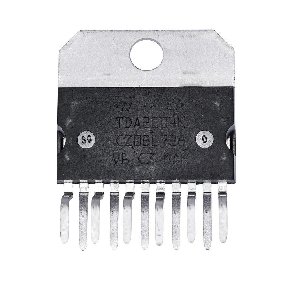 60 Watts Audio Amplifier Circuit Using Tda7296 Class Ab Tda2004
